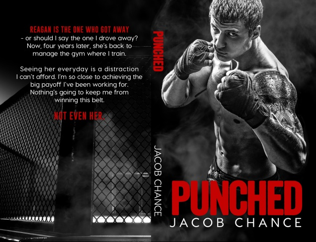 Punched Jacob Chance Paperback Cover