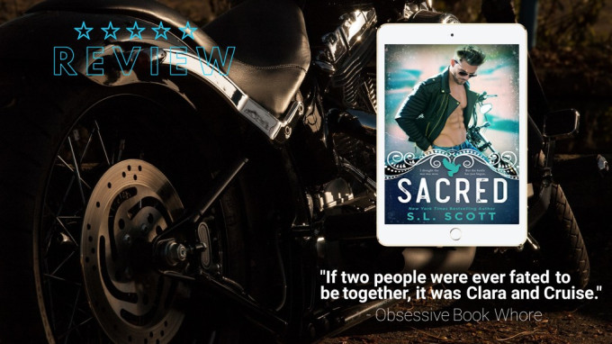 ARC Review of Sacred by S.L. Scott