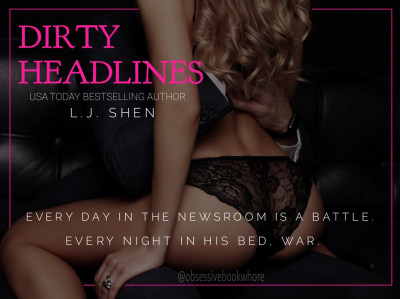 REVIEW – Dirty Headlines by L.J.Shen