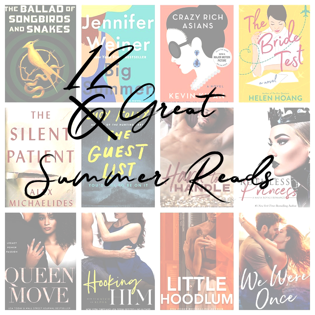 6 Great SummerReads