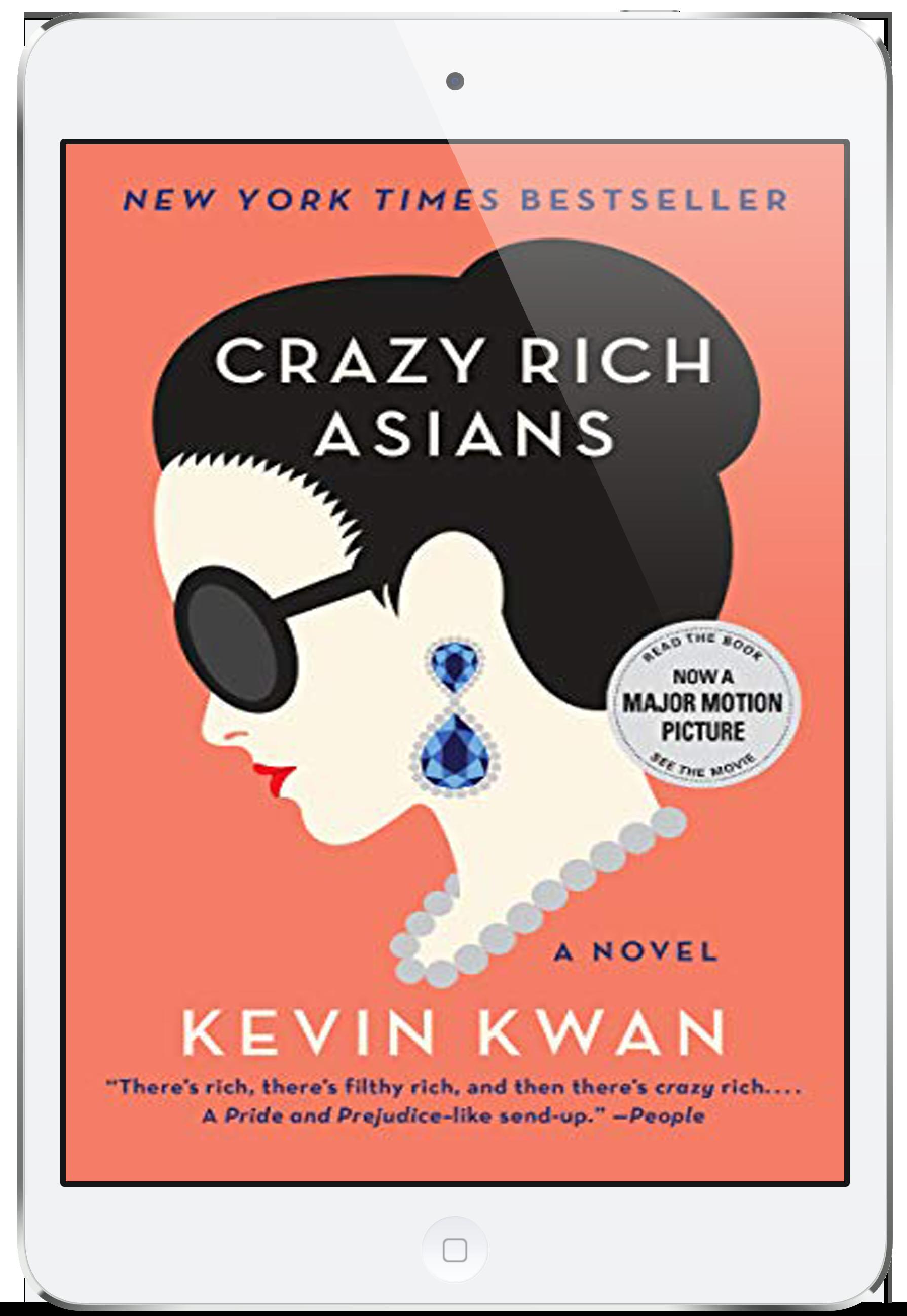 Crazy Rich Asians iPad