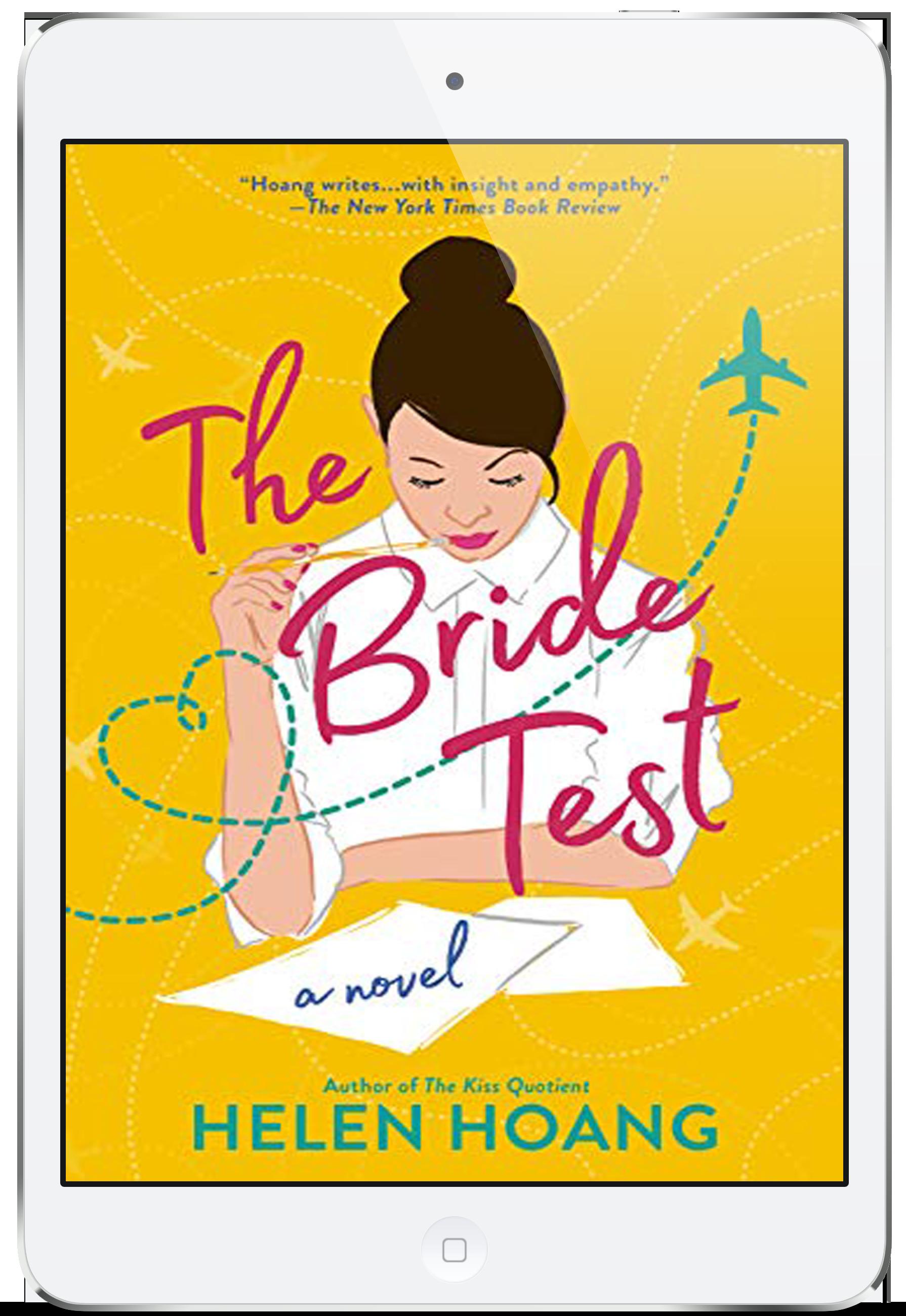 The Bride Test iPad
