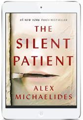 the silent patient iPad