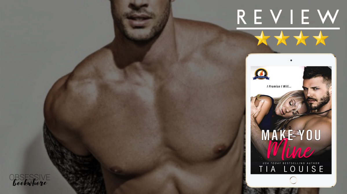 Review: Make you Mine by TiaLouise